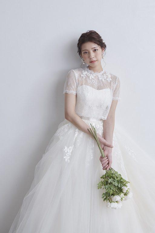 徳島 花嫁 ウエディングドレス